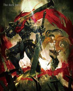 Overlord The Dark Warrior Box