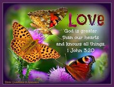 Jehovah Is Greater Than Our Hearts http://wol.jw.org/en/wol/d/r1/lp-e/2000327?q=God+knows+all+things&p=par