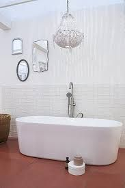 Omkadering bad met massief werkblad van ikea | Bathroom | Pinterest