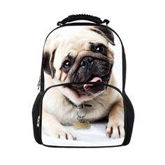 04d713d6660 3D Animal Backpack for Men Women,Teen Boys Girls Owl Tiger Printing  Backpacks Laptop,Children Travel Back Bag mochila sac a dos
