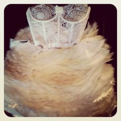 Fluffy Skirts and lacey corcet