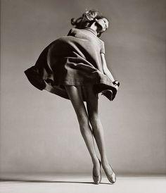 black and white vintage fashion
