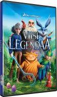 Viisi legendaa - DVD - Elokuvat - CDON.COM