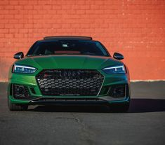 "Rob O on Instagram: ""P R E D A T O R #frontendfriday #makegreengreatagain #audirs #quattro"" Audi Rs5 Sportback, Bmw, Vehicles, Instagram, Rolling Stock, Vehicle, Tools"