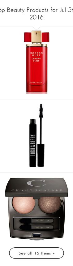 """""""Top Beauty Products for Jul 5th, 2016"""" by polyvore ❤ liked on Polyvore featuring beauty products, fragrance, no color, flower perfume, blossom perfume, eau de parfum perfume, edp perfume, estee lauder perfume, makeup and eye makeup"""