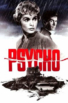 Psycho, classic film, not my genre but it's Hitchcock baby come on.