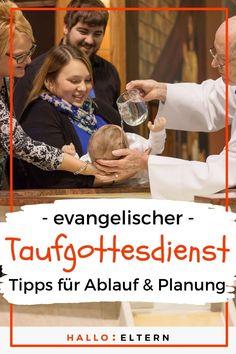 Wie läuft ein evangelischer Taufgottesdienst ab? Ablauf der Taufe und wichtige Tipps findest du hier. Couple Photos, Couples, Worship Service, Tips, Couple Shots, Couple Photography, Couple, Couple Pictures