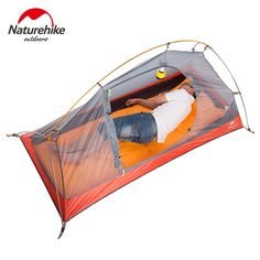 3a049c629 NatureHike Ultraleve Barraca de Silicone Portátil À Prova D  Água 4000 + tendas  tenda Dupla