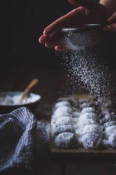 The Bojon Gourmet: Spiced Cocoa Polvorones {Gluten-Free}