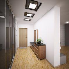 sufit podwieszany - Szukaj w Google Sliding Doors, Foyer, Ceiling Lights, Interior Design, Mirror, Furniture, Home Decor, Google, Reno Ideas