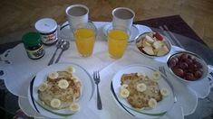 Rýchle ľahké a navyše zdravé raňajky. Ranná dávka bielkovín, sacharidov, vitamínov a životabudičov. Naštartujte deň správnou nohou. - Báječné recepty