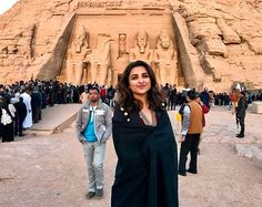Global Bollywood star Barrenaty Chopra visiting Egypt and expresses her happiness of their existence in Aswan during her visit Abu Simbel Museum to see the sun passes over King Ramses :) Parneeti Chopra, Gk Questions And Answers, Gk In Hindi, Bollywood Updates, Visit Egypt, Bollywood Stars, Digital Photography, Bollywood Actress, Indian Actresses