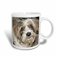 Shaggy Hair, Cute Dogs, Mugs, Amazon, Riding Habit, Tumblers, Mug, Cups