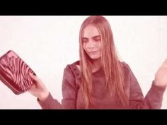 Cara Delevingne sings 'I Want Candy' for Katie Grand