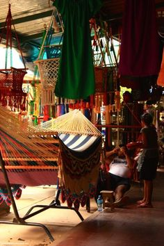 The Masaya market is a great place to buy a hand woven hammock that Nicaragua is renown for. Masaya, Nicaragua - Nature, Culture, Shopping. A Day With The Lot! | Vagrants Of The World
