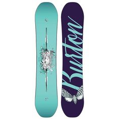 The Burton Talent Scout 2017 Snowboard