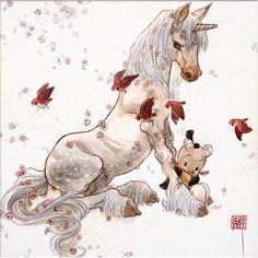 MAN ARENAS 19 Illustration originale de Yaxin le faune Gabriel