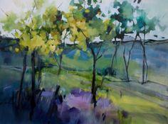 Quiet Stillness - 120x90cm - Sara Paxton Artworks