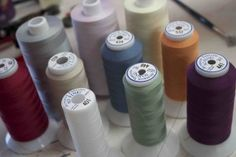 Great info on good thread choices for beauty and tension.