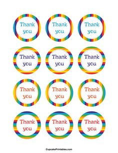 Free printables thank you tags yeniscale free printables thank you tags negle Images
