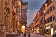 Hotel De La Ville - Florence, Italy