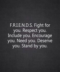 Friends Encourage You - Best Friendship Quote