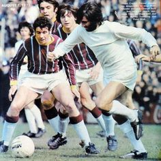 George Best, Crystal Palace v Manchester United 1971