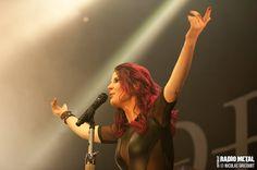 Delain @ Halle Tony Garnier, Lyon, France - 24/04/2014 - RADIO METAL