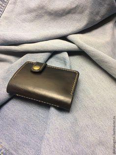 1ce4236c2843 Кошельки и визитницы ручной работы. миникошелек из натуральной кожи. Dima.  Интернет-магазин