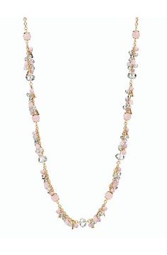 Cluster Bead Necklace - Talbots