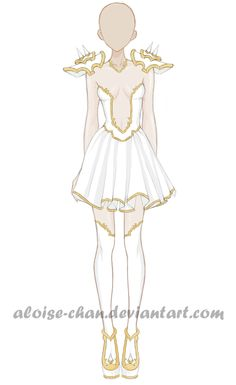 [OPEN] Light Armour Adoptable by Aloise-chan.deviantart.com on @DeviantArt