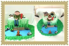 Fishing Cake