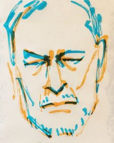 いいね!23件、コメント1件 ― @1mindrawのInstagramアカウント: 「#watanabeken #渡辺謙 #actor #俳優 #19591021 #1mindraw #一分描画 #birthday #誕生日 #portrait #似顔絵 #illustration…」