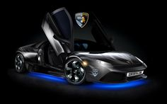 This Lambo is awersome.. IDK about the blue led's underneath though..