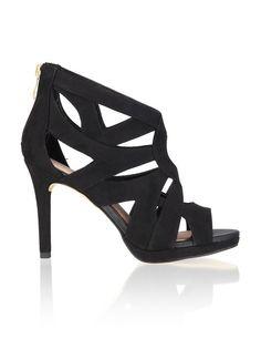 SMH Sandalette - schwarz - Gratis Versand | Schuhe | Sandalen & Sandaletten | Online Shop | 1342818270