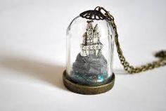 miniature bottle charms - Google Search