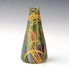 Italian Baroque, Green Bodies, Art Deco Glass, Antiques Online, Pottery Bowls, Large Art, Ceramic Vase, Art Nouveau, Schmidt