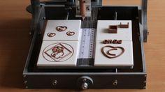 A la venta primera impresora 3-D del mundo para el chocolate | umods.ru