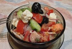 Feta, Potato Salad, Potatoes, Chicken, Ethnic Recipes, Red Peppers, Potato, Cubs