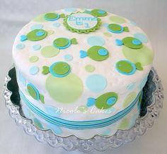 Fisch Kuchen - fish cake