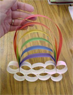 Kindergarten 3D Rainbow project