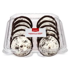 Market Pantry Cookies & Cream Frosted Sugar Cookie