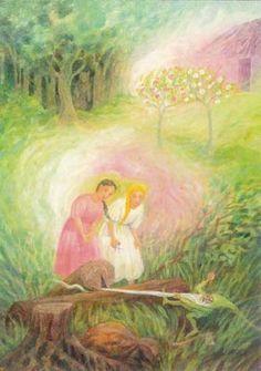 Snow White and Rose Red - Gabriela de Carvalho