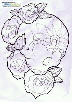 http://tattooingtattoodesigns.com/media/photos/skull/748_candy-skull-and-roses-tattoo-design-by-thirteen-mkf-1020622470.jpg