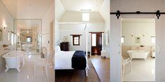 Babylonstoren Farm Hotel cottages. Franschhoek, South Africa
