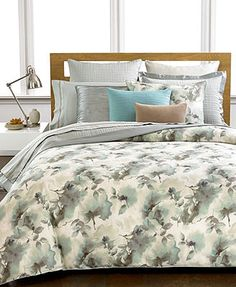 Hugo Boss Bedding, Jadiete Floral Collection