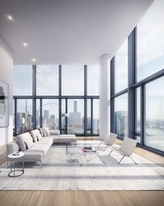 Richard Meier & Partners Unveils Milestone Black-Glass Residential Tower for New York City | ArchDaily