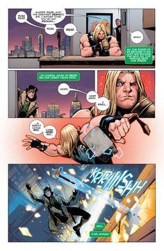 Geeking — towritecomicsonherarms: Loki: Agent of Asgard