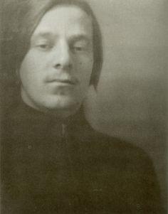 alvin langdon coburn : self-portrait : 1905