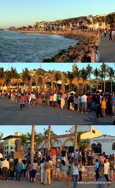 Puerto Vallarta is Mexico / Puerto Vallarta es México. Malecon/Boardwalk, downtown Vallarta. Mas: http://www.puertovallarta.net/index-esp.html More: http://www.puertovallarta.net/index.html #puertovallarta #vallarta #jalisco #mexico